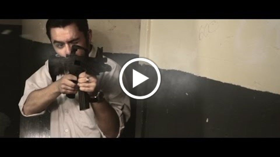 Jack Burne - action short film
