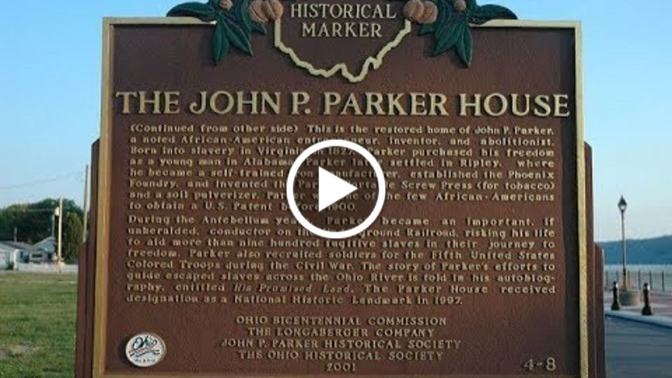 BIOGRAPHY BEST SCENE Reading of THE REDEMPTION OF JOHN PARKER, by John Connell