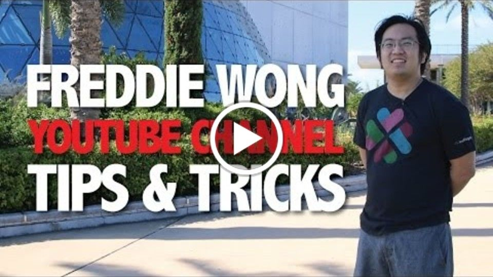 Freddie Wong Shares an Evening of YouTube's Tips & Tricks in Clearwater, FL