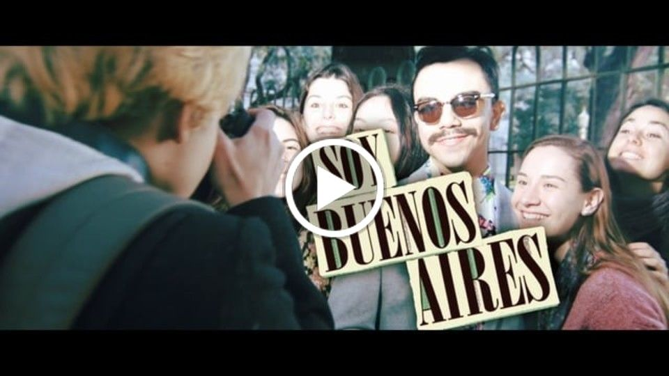 Teaser Trailer - Soy Buenos Aires