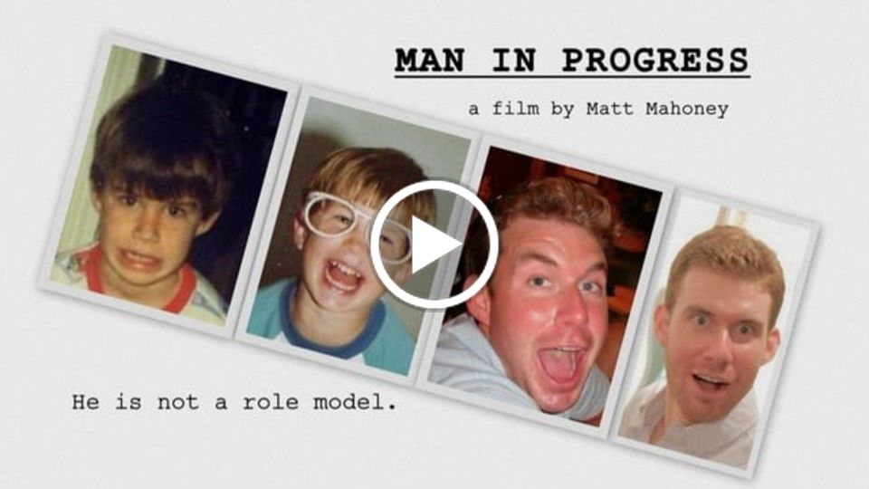 Man in Progress Trailer