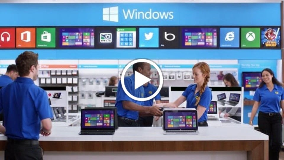 "Best Buy - ""Microsoft 2-in-1 Computing"" :30 - dir. Brendan Malloy"