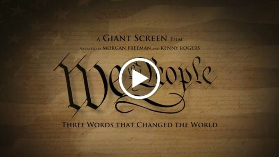 We the People Official IMAX Trailer