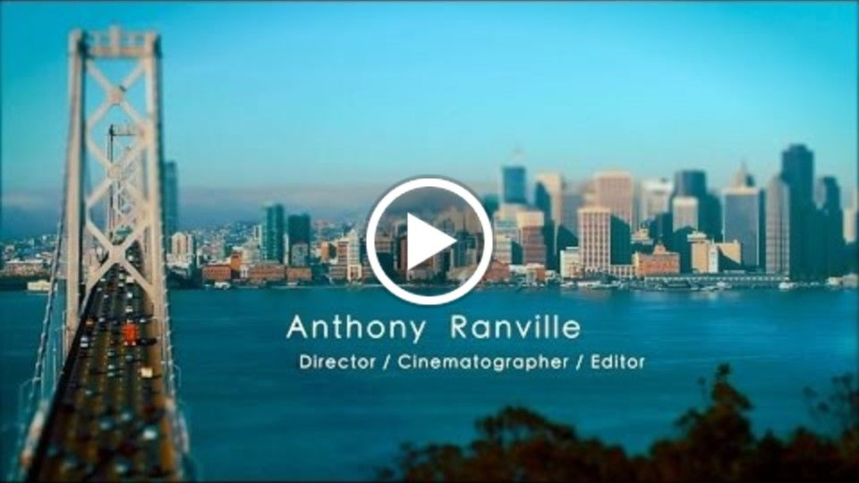 Anthony Ranville - Reel 2015   ペ