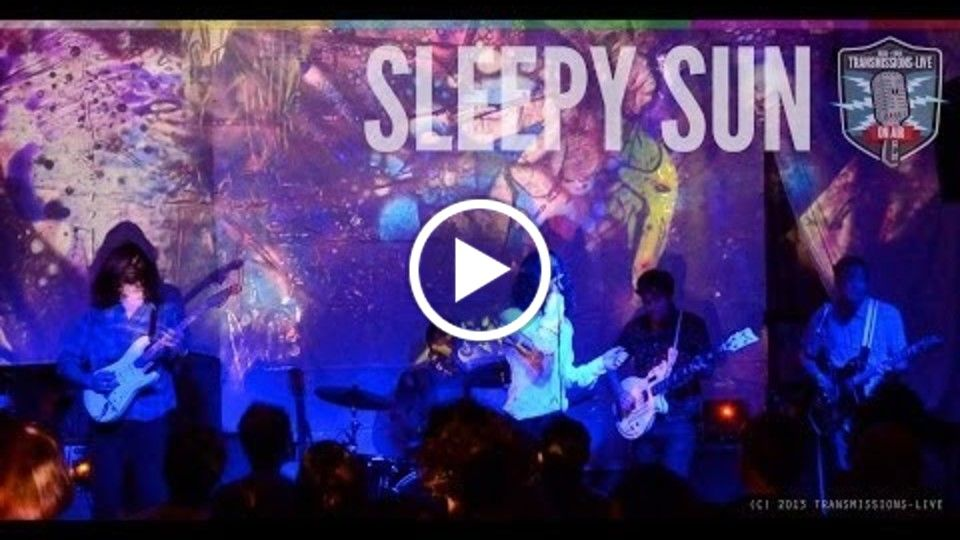 "Sleepy Sun ""11:32"" LIVE @ The Brick & Mortar Music Hall (Ep 8 Preview) - HD 2013"