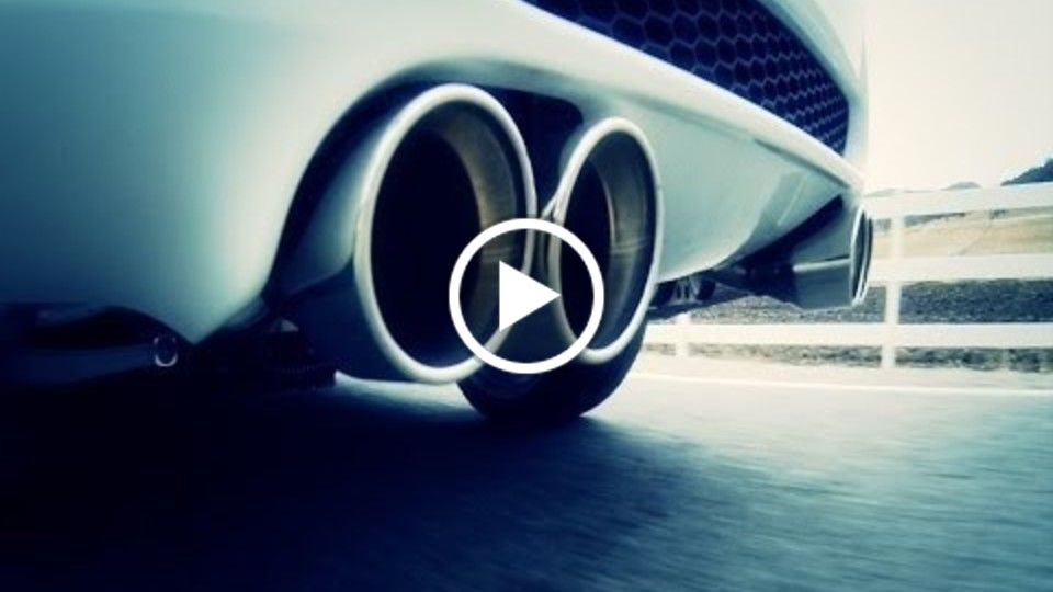 Borla Exhaust for the BMW M3