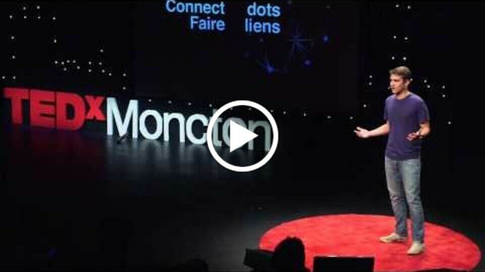 How Jaws explains the world | Jon Mann | TEDxMoncton