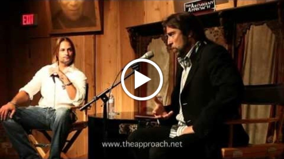 "The Ardavany Approach, ""Actors on Acting"" Series with Josh Holloway"