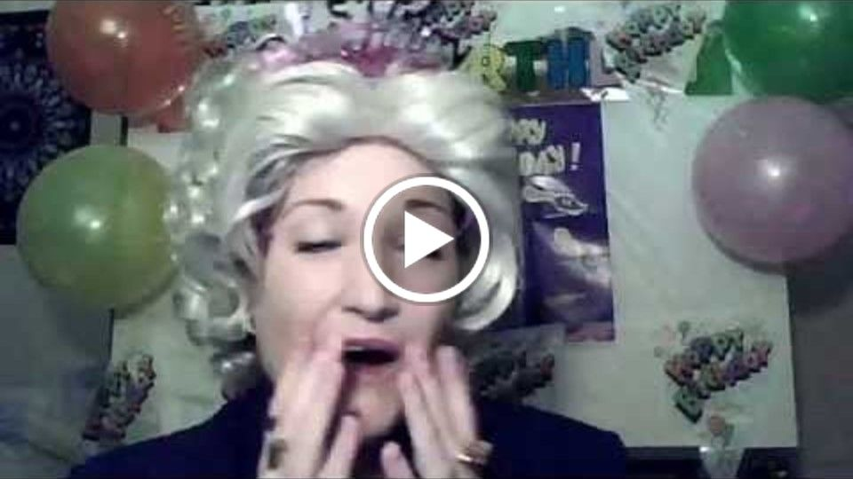 Betty White's 90th Birthday Party (Spoofed)