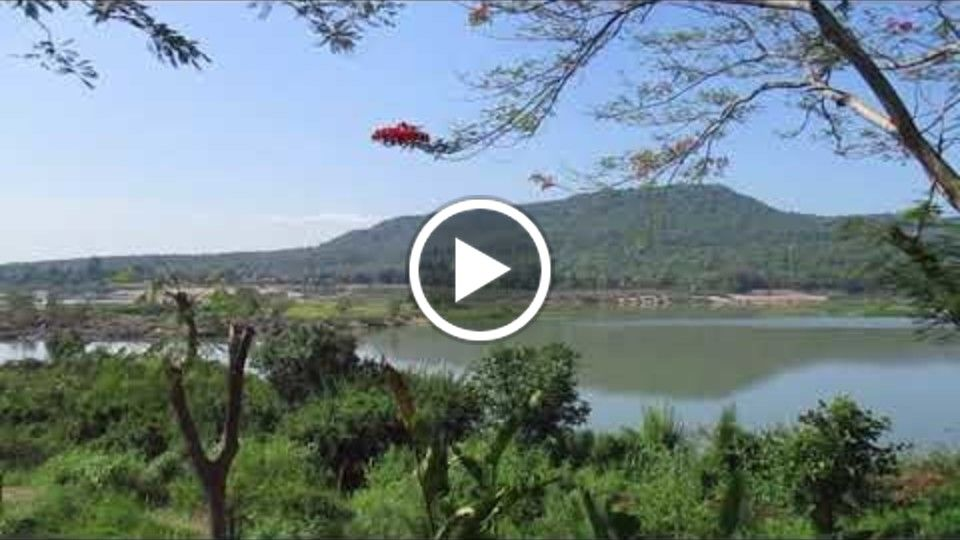 Ubonratchathani, Thailand Tourism Showcase - Toshang  Khong Chiam-the View