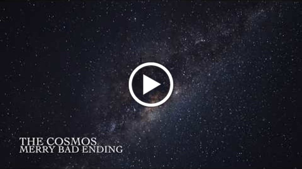 Merry bad ending - The cosmos(Ambient music, Post classic)