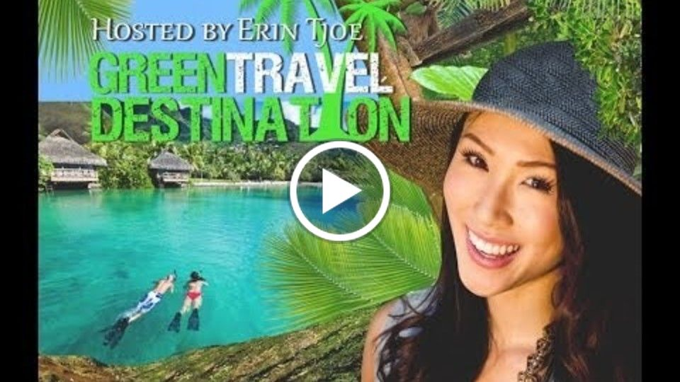 GREEN TRAVEL SHOW TRAILER