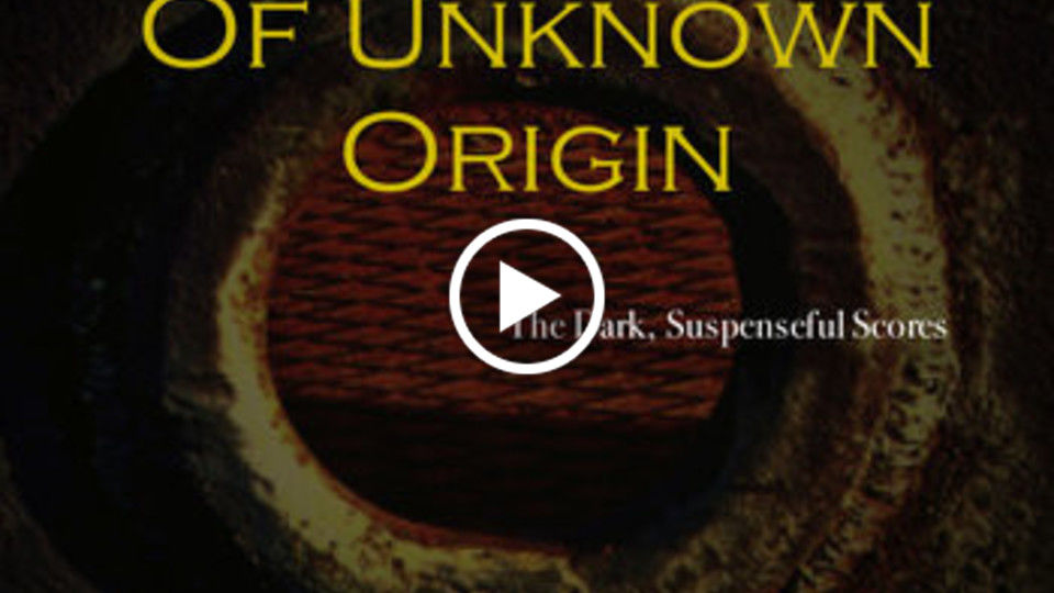 """Of Unknown Origin"" (album)"