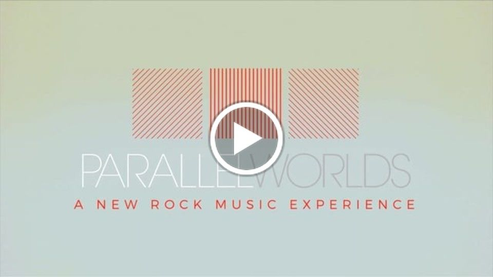 Parallel Worlds: A New Rock Music Experience (official teaser)