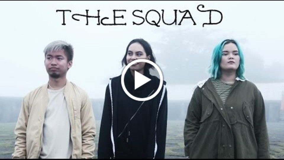 The Squad Teaser