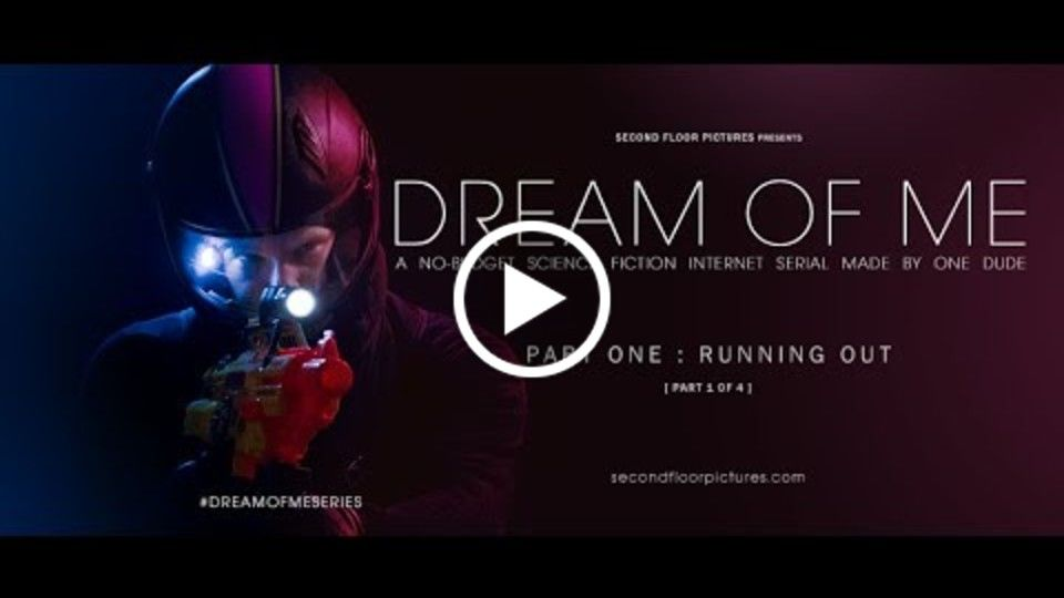 DREAM OF ME - Part One: Running Out (1 of 4)