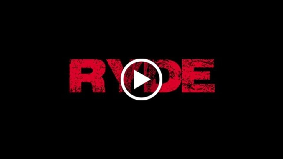 RYDE (2018) Official Trailer