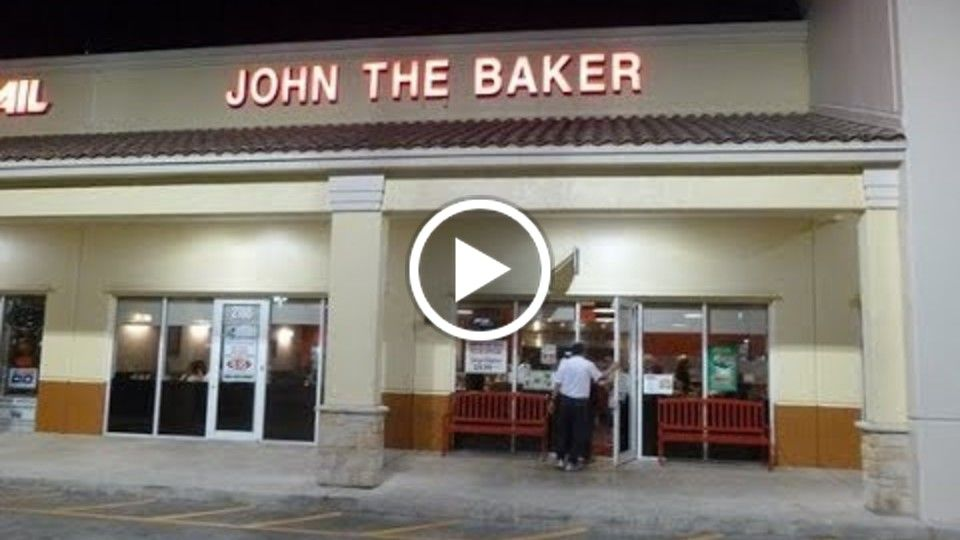 "John The Baker, Inc. A ""Tell Your Story"" Video."