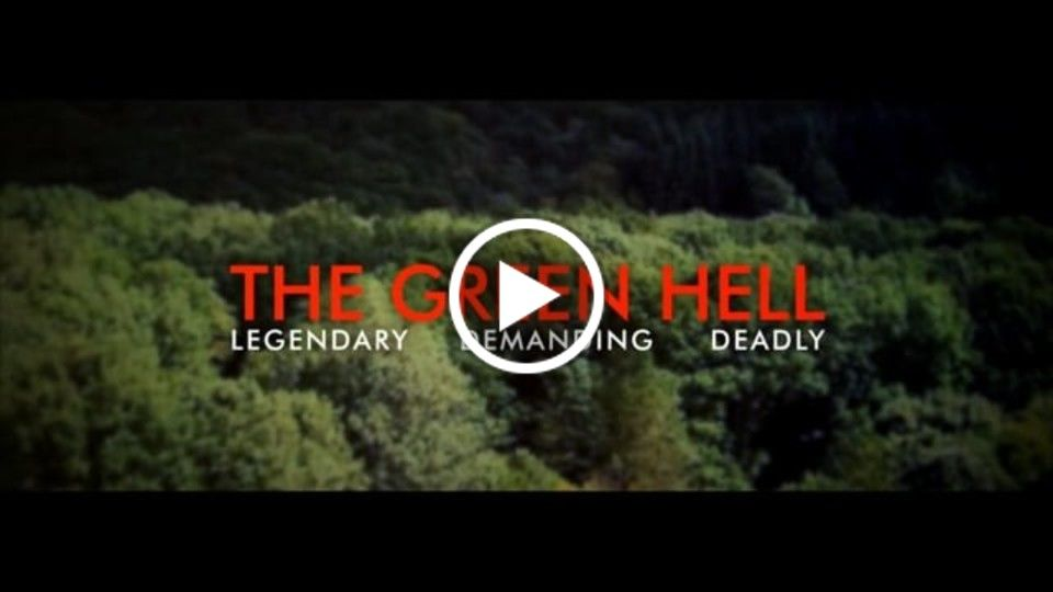 The Green Hell - Trailer