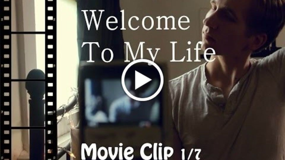 Tongue Tied | Movie Clip (1/7) - Welcome to My Life | Gay Romance, Drama