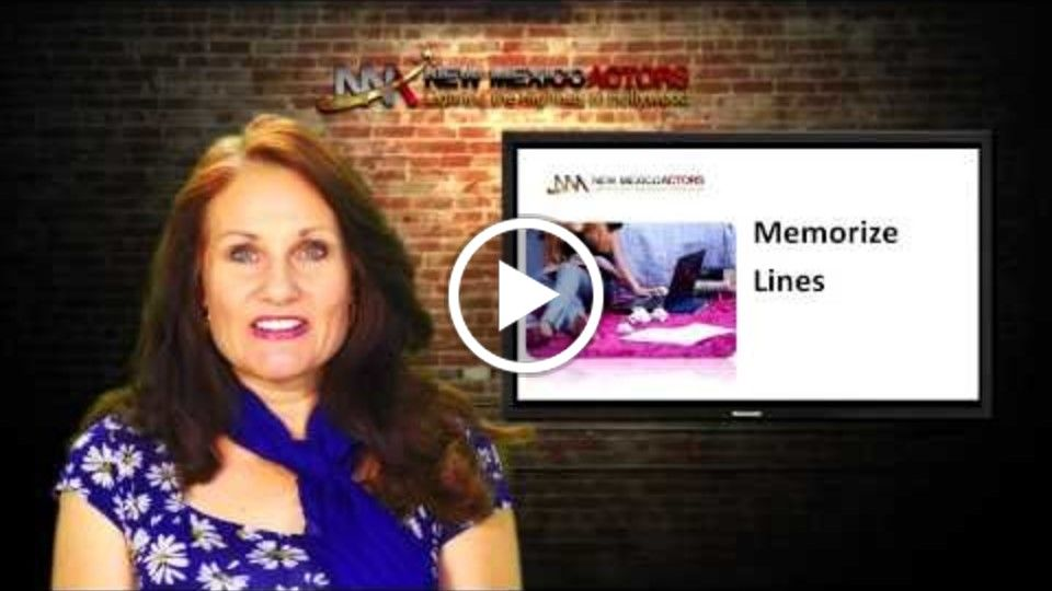 New Mexico Actors | Marketing Minute | 008 | Improve Through Practice
