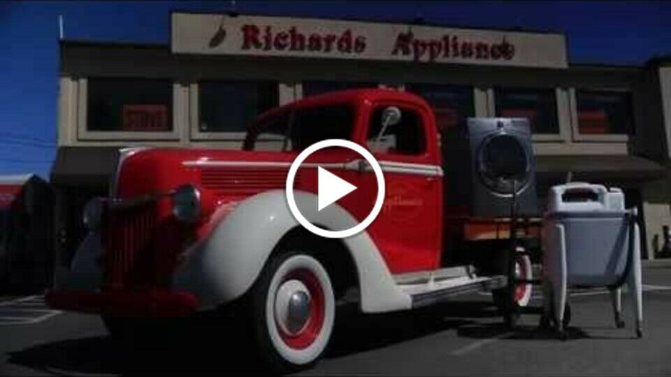 Richards Appliance Television Spot. Visit them at 155 Bridge Road in Salisbury, MA.