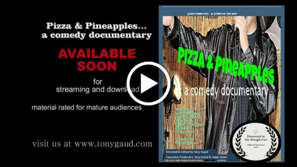 Pizza & Pineapples, a comedy Documentary (Trailer 1)