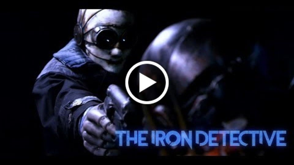 The Iron Detective: Bitter Heart (Trailer)