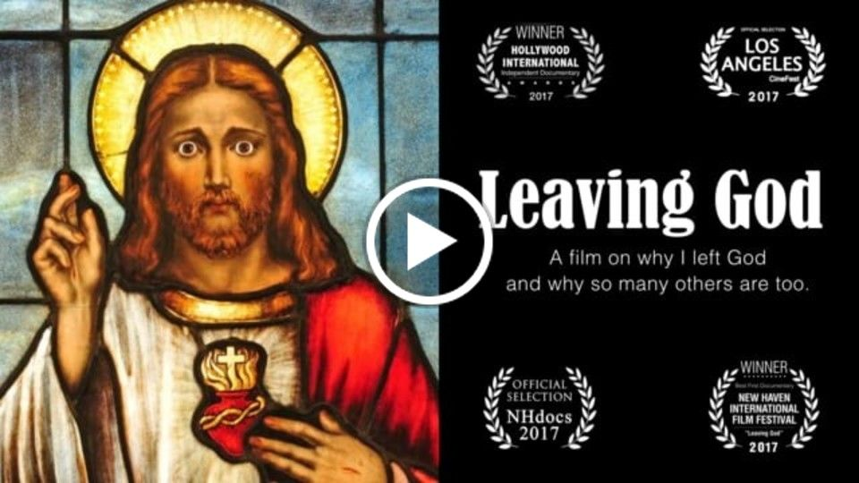 LEAVING GOD: Why I left God and why so many others are too.