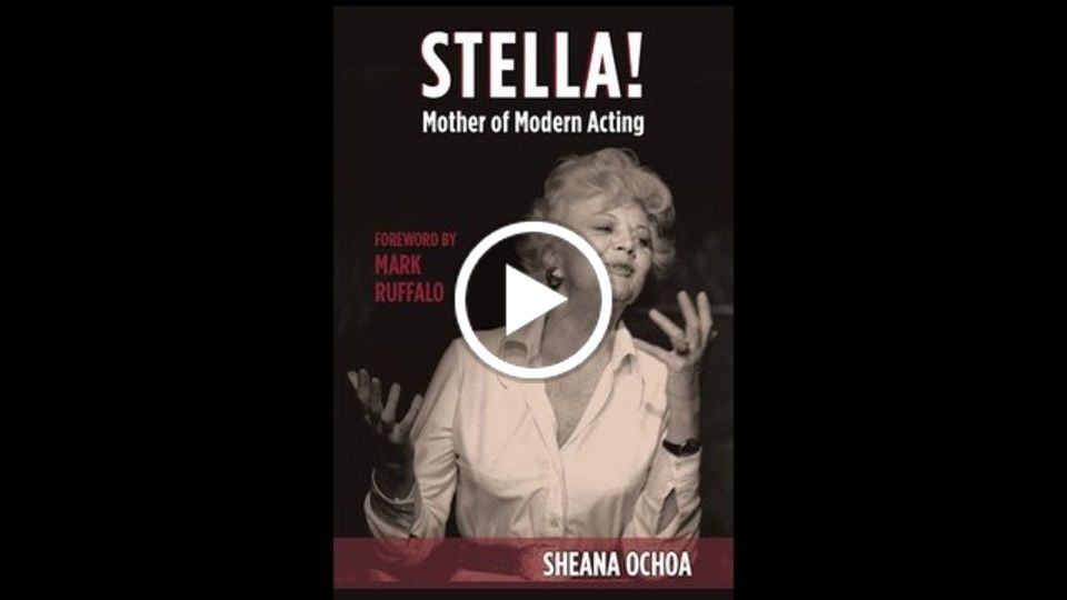 Stella Adler: Mother of Modern Acting (Book Trailer)