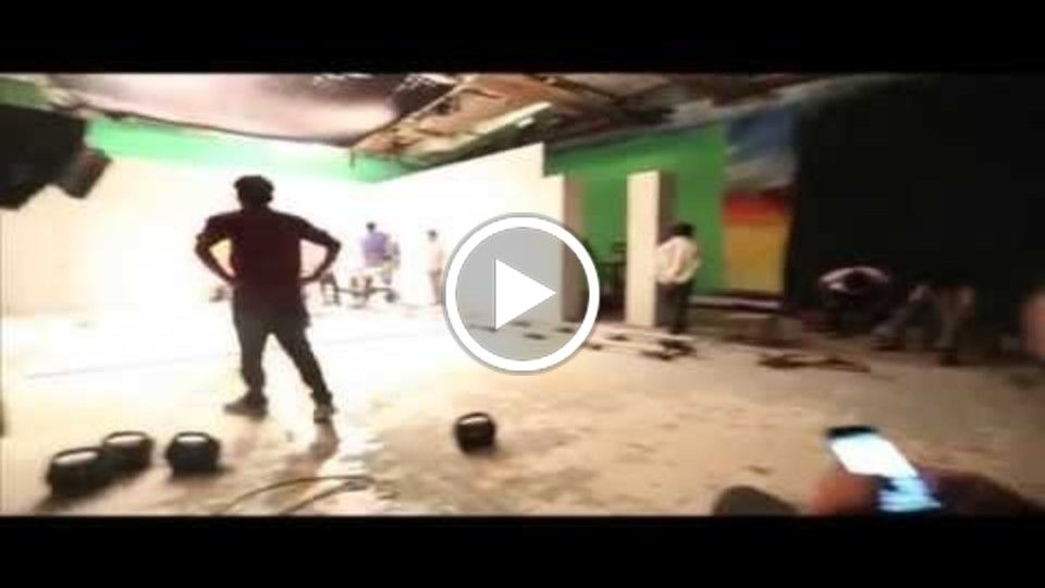 Making of Cotton County TVC