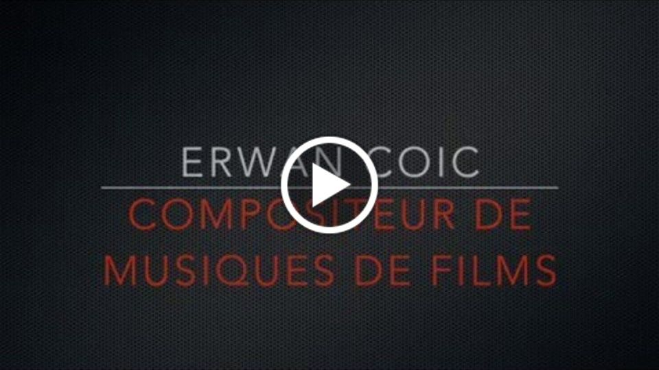 L' ASYMETRIE DU PAPILLON   - EXTRAIT  - Composed by ERWAN COIC