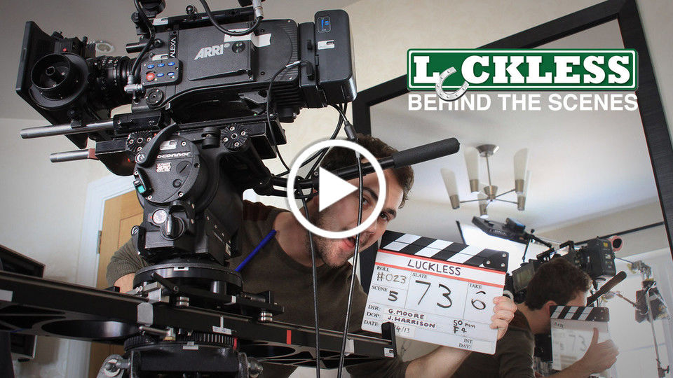 Luckless (Behind the Scenes)