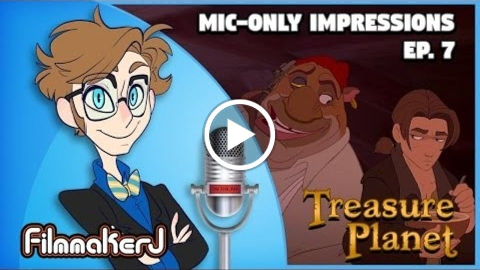 "Mic-Only Impressions - Ep. 07 | ""Treasure Planet"" Mr. Silver Introduction"