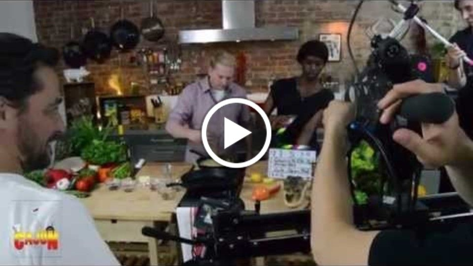 BEHIND THE SCENES COMMERCIAL OF CAJUN IN THE CITY