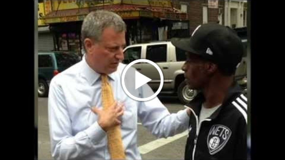 "Stop question and frisk ""There is more too us"""