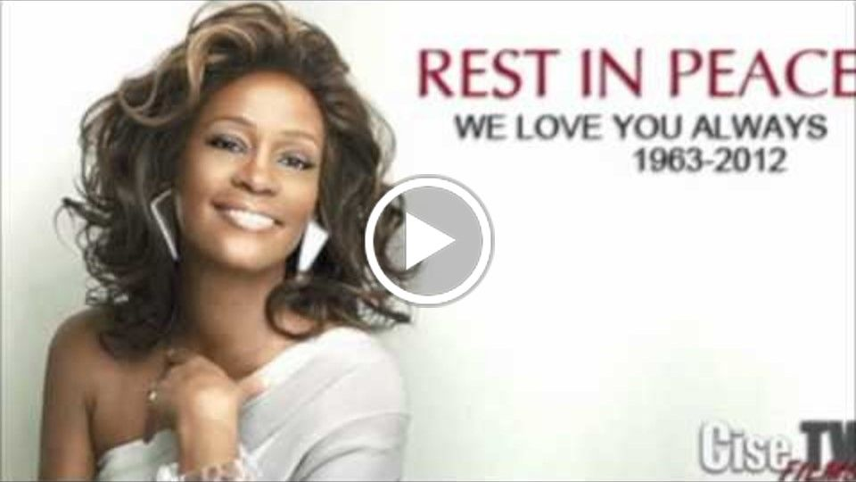 Whitney Houston - I Will Always Love You ( Tribute Video )