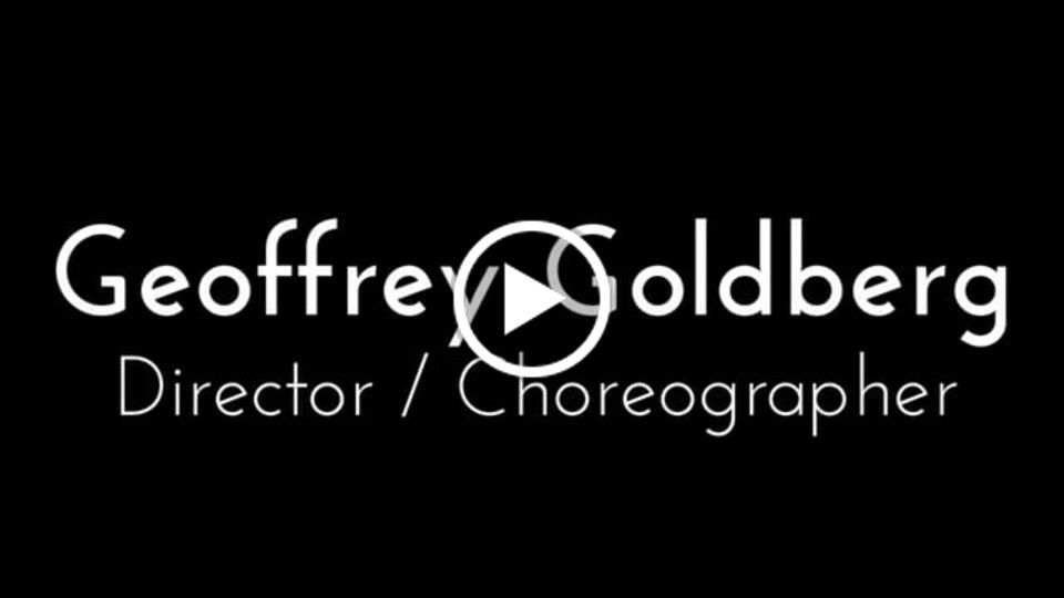 Geoffrey Goldberg Choreography Reel