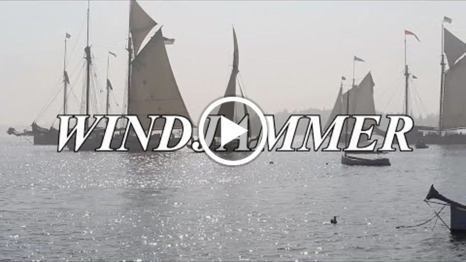 WINDJAMMER End of the Schooner Era