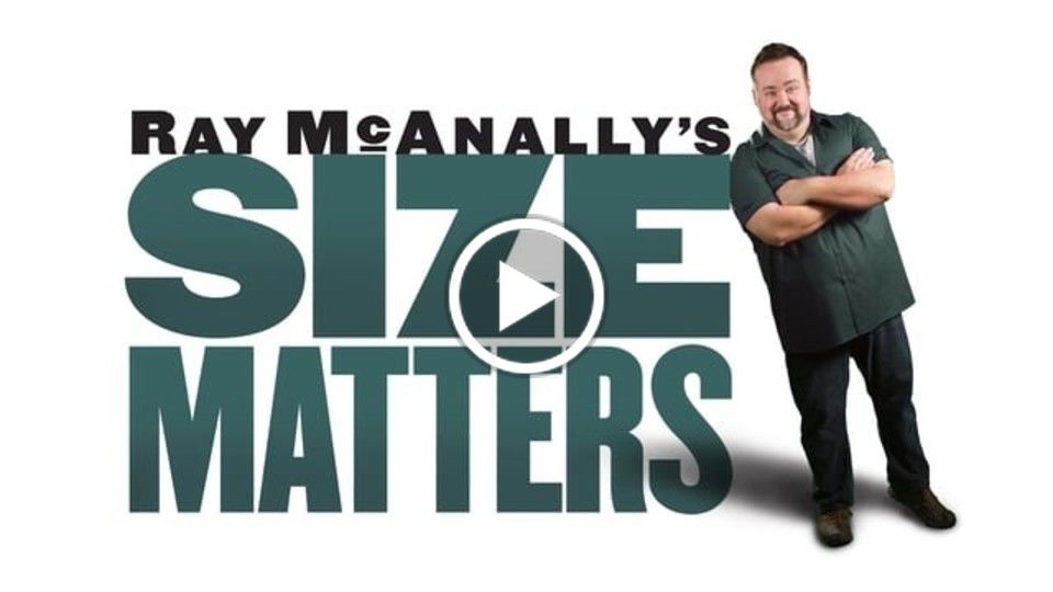 Ray McAnally's Size Matters Official Trailer