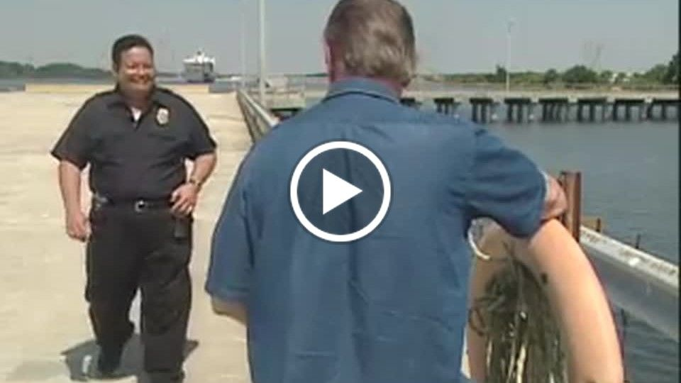 This training video was done for the Jacksonville Port Authorities