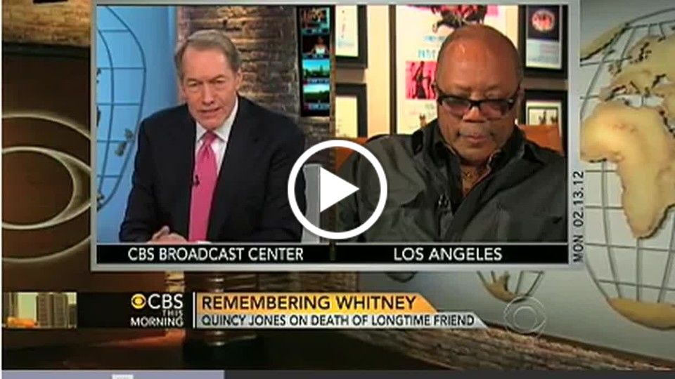 CBS Interview with Quincy Jones