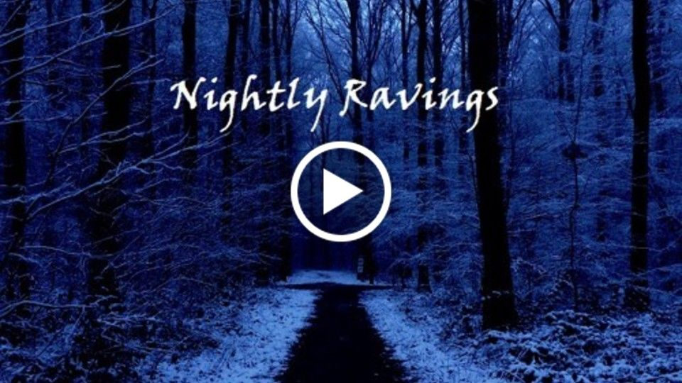 Nightly Ravings by Laurent Detaille