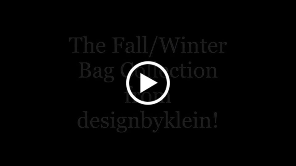 The new Bag Collection from designbyklein!