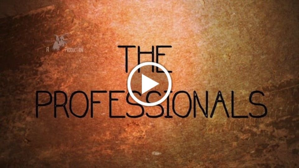 The Professionals Trailer 2014