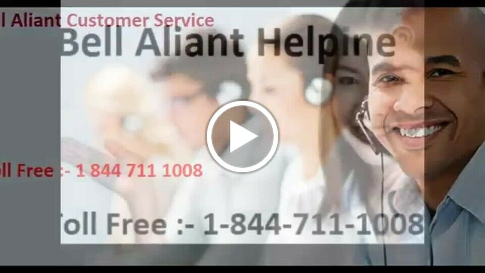 Bell Aliant Customer service - Technical Support Phone Number.mp4
