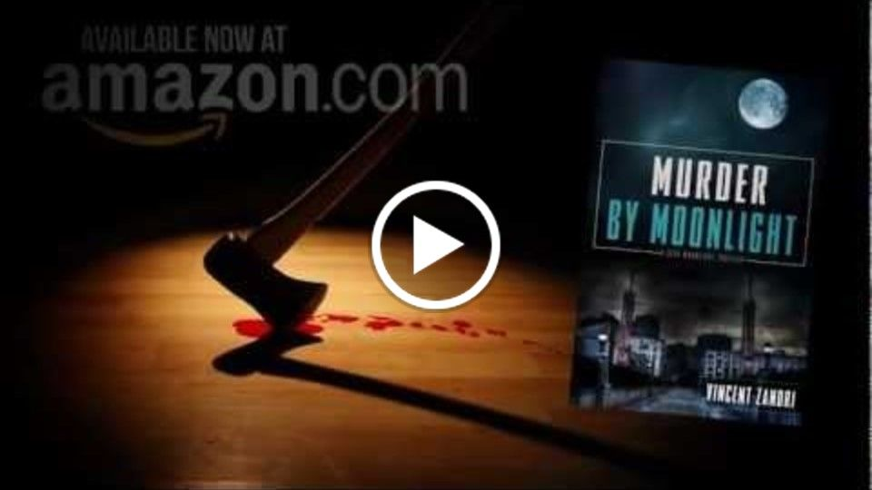 Murder by Moonlight book trailer