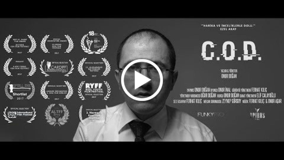 C.O.D. Short Film - Trailer 4K (2017)