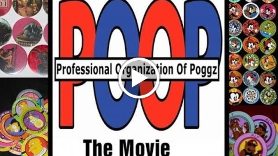 POOP THE MOVIE - Mockumentary about Pogs