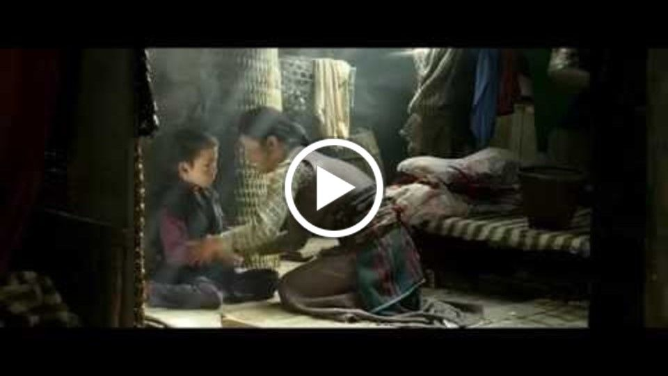 Dying Candle Official Movie Trailer-a Nepalese Feature Drama